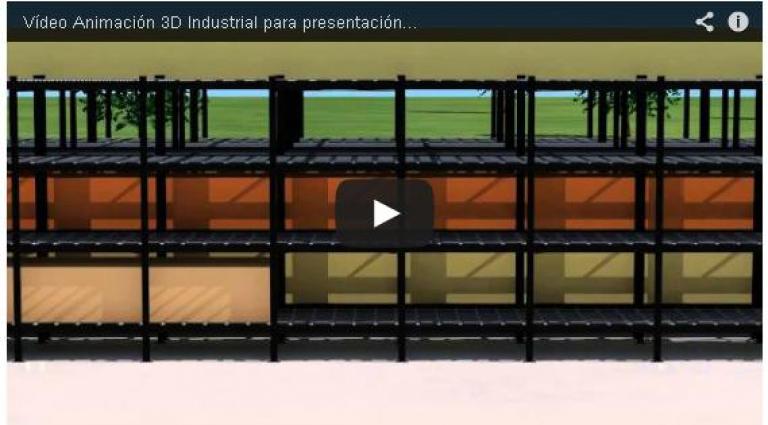 Industriarako HIRUDARTen 3D animazio simulazio proiektu berria